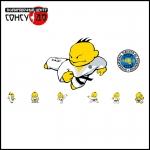 Кружка Colors с рисунком Taeki ITF