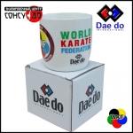Кружка World Karate Federation