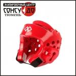 Защита головы (шлем) Extra Khan красный*