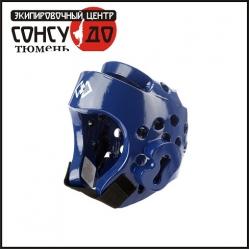 Защита головы (шлем) Extra Khan синий**